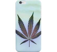 Hemp Lumen #7   Marijuana, Cannabis iPhone Case/Skin