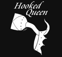 OUAT - Hooked Queen (White) by Irene D