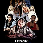 Lethal Weapon 6 (Poster) by Brian J. Smith (Dangerous Days)