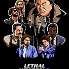Lethal Weapon 5 (Poster) by Brian J. Smith (Dangerous Days)