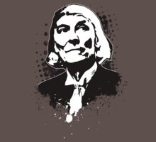 Doctor Who -  1st First Doctor - William Hartnell - 50th by James Ferguson - Darkinc1