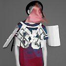 Carboard Fashion. by Banarn
