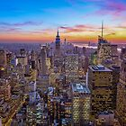 top of the rock by Andrew-Thomas