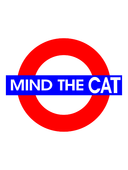 Mind the Cat by fpwing