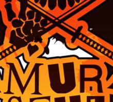 SAMURAI_SOUL Sticker