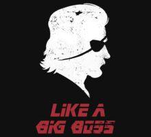 Metal Gear - Like a Big Boss T-Shirt