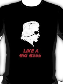 Metal Gear - Like a Big Boss T-Shirt