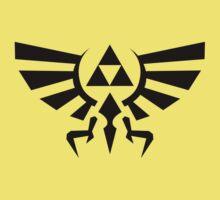 Zelda Triforce Kids Clothes