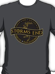 Born and Raised at Storm's End T-Shirt