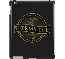 Born and Raised at Storm's End iPad Case/Skin
