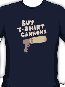 Buy T-Shirt Cannons T-Shirt