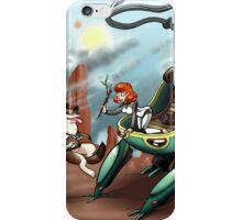 Vivi and Constantine iPhone Case/Skin
