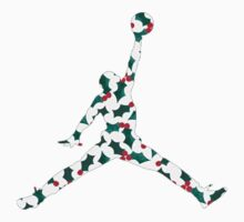 Air Jordan Christmas 2.0 by Rob DelZotto