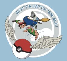 Gotta Catch 'Em All by Jen Pauker