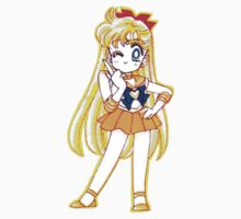 Chibi Sailor Venus by Shayera