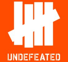 Undefeated Logo 4 by HoodRich