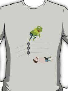 Kermit The Frogsplash T-Shirt