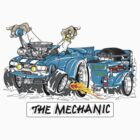 the mechanic 5 by Frank Bondin