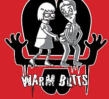 Warm Butts by BearlyGenius