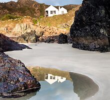 Kynance Cottages by Chris Frost Photography