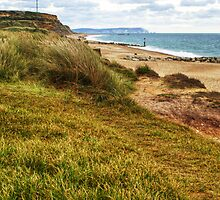 Hengistbury Head in Dorset by Chris Day