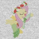 Graceful Fluttershy by MyLittleLindsay