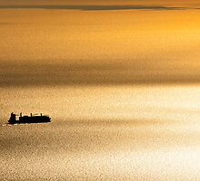 Golden Ocean by Paul Mayall