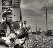 Folk Singer by njordphoto