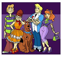 What's New Scooby Doo by BeccaW