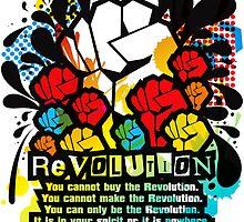REVOLUTION by auraclover