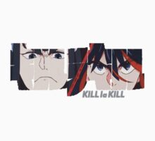 Kill La Kill Shirt/sticker by Steelgear24