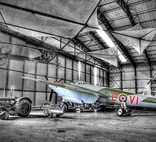 The Elvington Mosquito 2 by Colin J Williams Photography