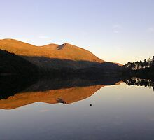 Thirlmere reflections by Helz