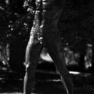 François-Auguste-René Rodin - Walking Man - Plate No.# I by Matsumoto