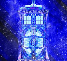 Tardis by fimbisdesigns