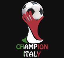 CHAMPION ITALY by mamacu