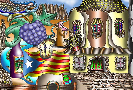 Catalonia by David Fraser