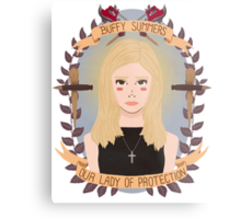Buffy Summers Metal Print