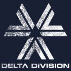 Almost Human Delta Division (White) by The World Of Pootermobile