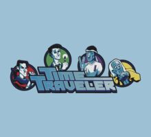 Time Travelers, Series 1 by Daniel Rubinstein