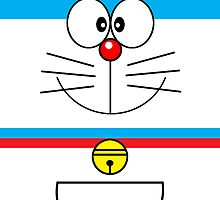 Doraemon by Tommy Susanto