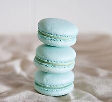 Macarons by Kristy Beck
