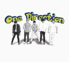 One Direction Pokemon Style by sdunaway