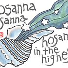 Hosanna (Conch shell) by dosankodebbie
