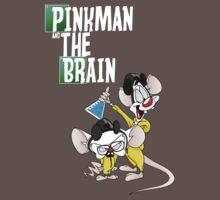 Pinkman and the Brain by innercoma