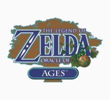 Zelda Oracle of Ages T-Shirt
