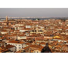 Venice, No Canals Photographic Print