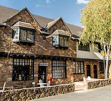 Leisure Inn, Penny Royal, Launceston, Tasmania, Australia #2 by Elaine Teague