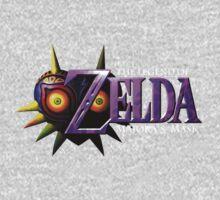Zelda Majora's Mask Kids Clothes