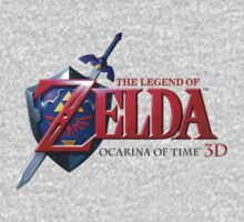 Zelda Ocarina of Time Kids Clothes